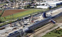 Doubling of the A9 in Montpellier ©ASF-Tendero