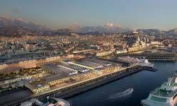 The Terraces of Port in Marseille