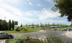 Centre Commercial Carrefour Antibes Ingerop